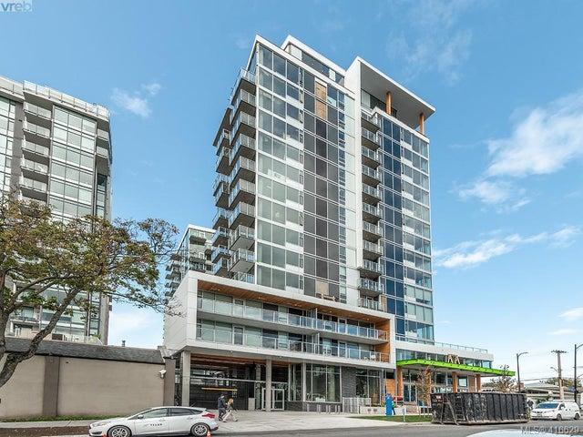 604 989 Johnson St - Vi Downtown Condo Apartment for sale, 1 Bedroom (416629) #22