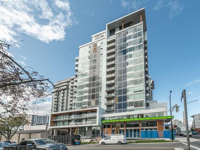 604 989 Johnson St - Vi Downtown Condo Apartment for sale, 1 Bedroom (416629) #23