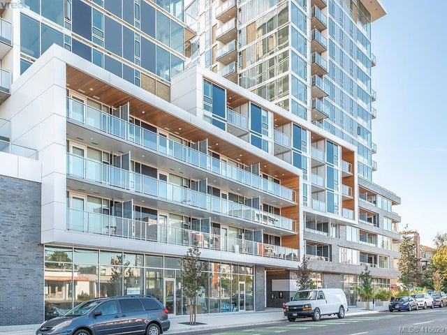 604 989 Johnson St - Vi Downtown Condo Apartment for sale, 1 Bedroom (416629) #24