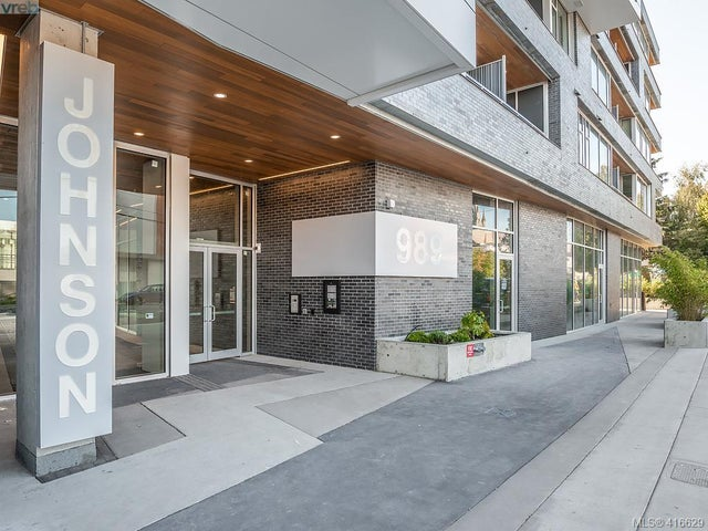 604 989 Johnson St - Vi Downtown Condo Apartment for sale, 1 Bedroom (416629) #25