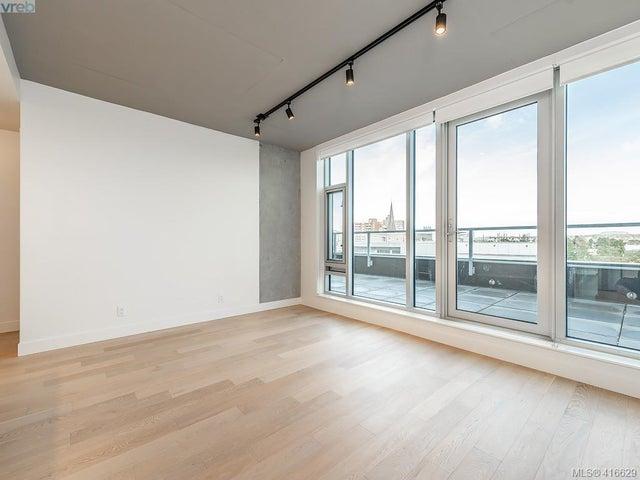 604 989 Johnson St - Vi Downtown Condo Apartment for sale, 1 Bedroom (416629) #3