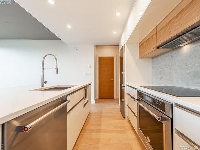 604 989 Johnson St - Vi Downtown Condo Apartment for sale, 1 Bedroom (416629) #9