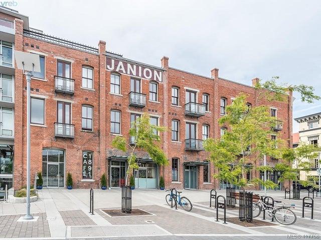 400 456 Pandora Ave - Vi Downtown Condo Apartment for sale, 1 Bedroom (417758) #1