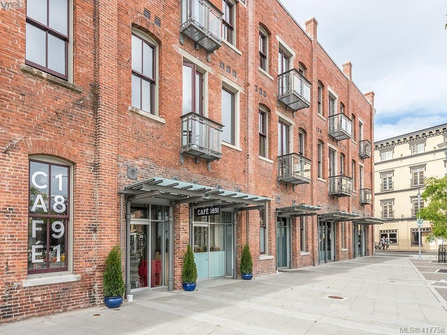 400 456 Pandora Ave - Vi Downtown Condo Apartment for sale, 1 Bedroom (417758) #21