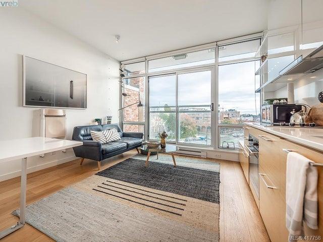 400 456 Pandora Ave - Vi Downtown Condo Apartment for sale, 1 Bedroom (417758) #2