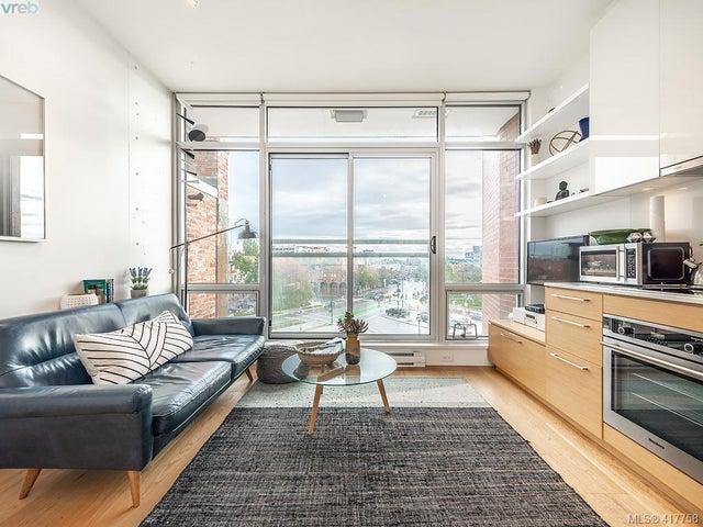 400 456 Pandora Ave - Vi Downtown Condo Apartment for sale, 1 Bedroom (417758) #3