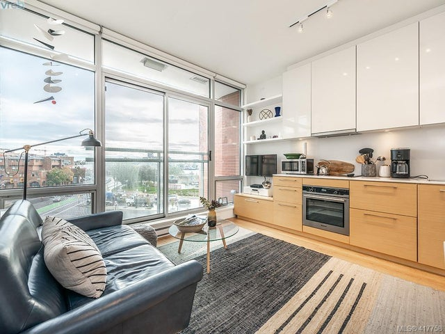 400 456 Pandora Ave - Vi Downtown Condo Apartment for sale, 1 Bedroom (417758) #4