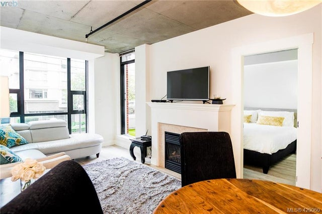 202 860 View St - Vi Downtown Condo Apartment for sale, 2 Bedrooms (420060) #12