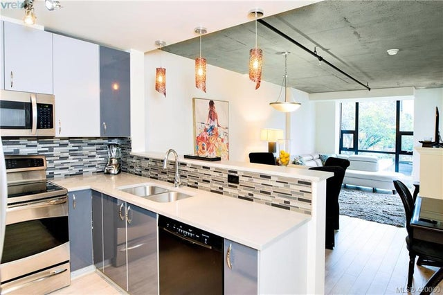 202 860 View St - Vi Downtown Condo Apartment for sale, 2 Bedrooms (420060) #1