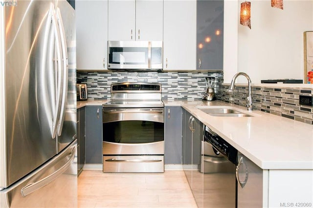 202 860 View St - Vi Downtown Condo Apartment for sale, 2 Bedrooms (420060) #2