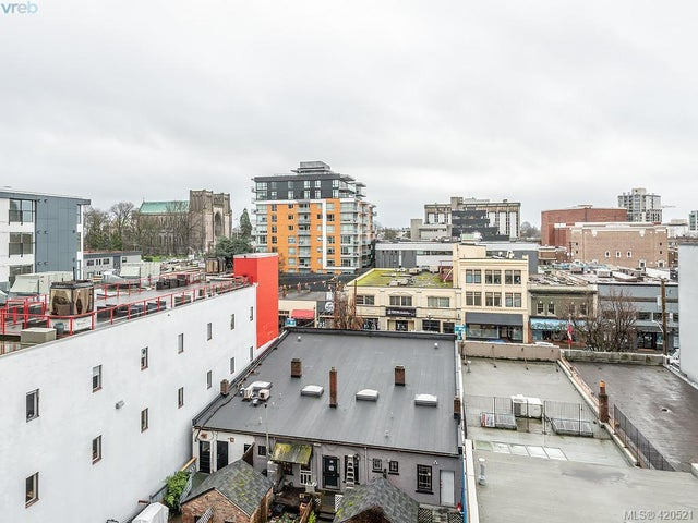 710 835 View St - Vi Downtown Condo Apartment for sale, 1 Bedroom (420521) #12