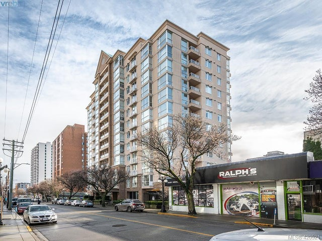710 835 View St - Vi Downtown Condo Apartment for sale, 1 Bedroom (420521) #14
