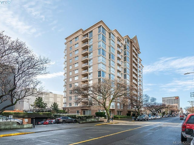 710 835 View St - Vi Downtown Condo Apartment for sale, 1 Bedroom (420521) #1
