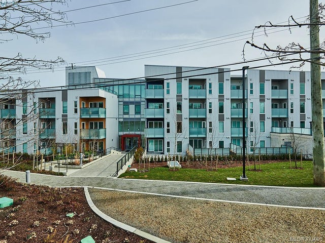 216 767 Tyee Rd - VW Victoria West Condo Apartment for sale, 1 Bedroom (421093) #21