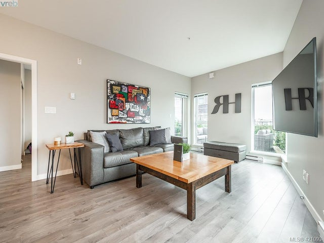 216 767 Tyee Rd - VW Victoria West Condo Apartment for sale, 1 Bedroom (421093) #2