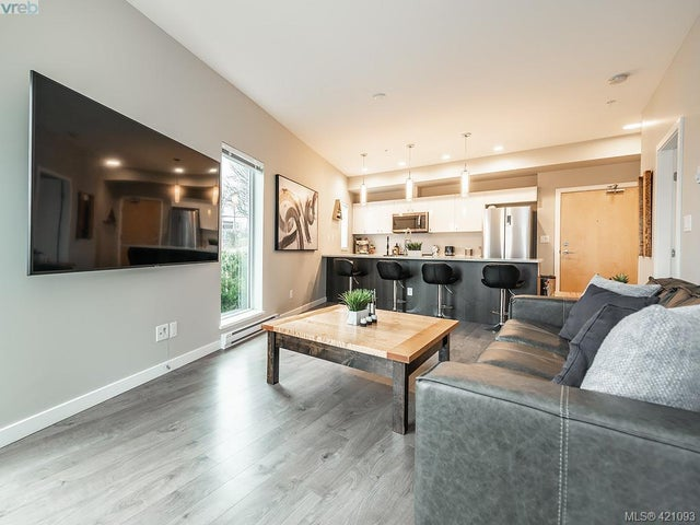 216 767 Tyee Rd - VW Victoria West Condo Apartment for sale, 1 Bedroom (421093) #4