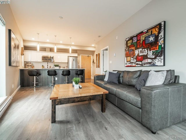 216 767 Tyee Rd - VW Victoria West Condo Apartment for sale, 1 Bedroom (421093) #5