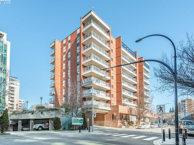 404 770 Cormorant St - Vi Downtown Condo Apartment for sale, 2 Bedrooms (421460) #1