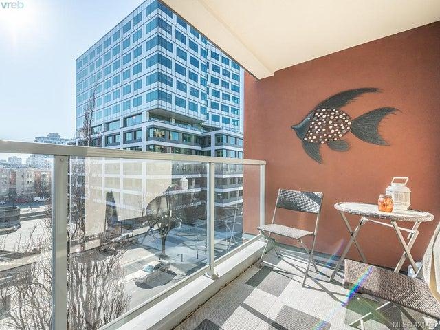 404 770 Cormorant St - Vi Downtown Condo Apartment for sale, 2 Bedrooms (421460) #21