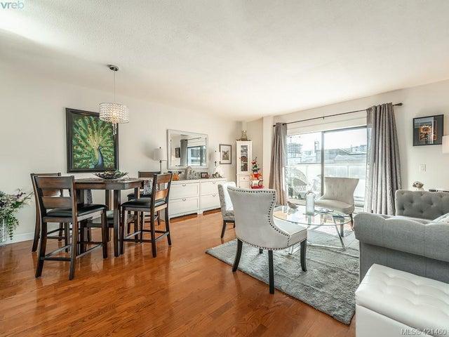 404 770 Cormorant St - Vi Downtown Condo Apartment for sale, 2 Bedrooms (421460) #2