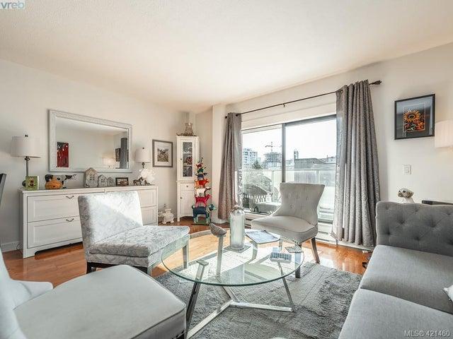 404 770 Cormorant St - Vi Downtown Condo Apartment for sale, 2 Bedrooms (421460) #3