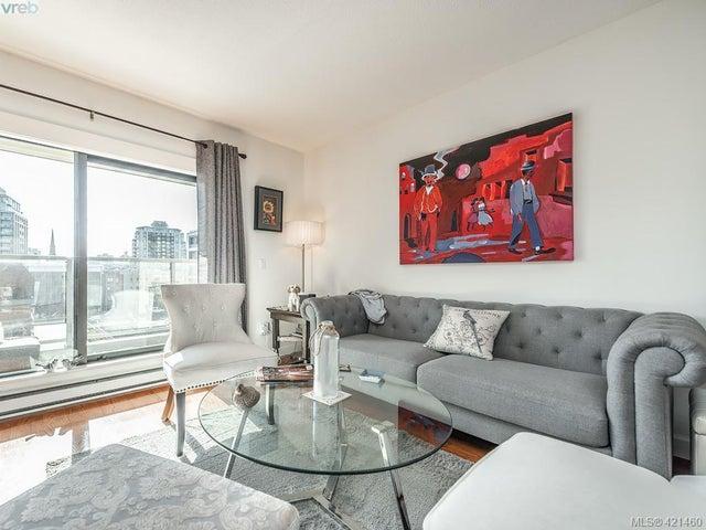 404 770 Cormorant St - Vi Downtown Condo Apartment for sale, 2 Bedrooms (421460) #4