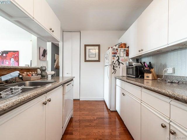 404 770 Cormorant St - Vi Downtown Condo Apartment for sale, 2 Bedrooms (421460) #8