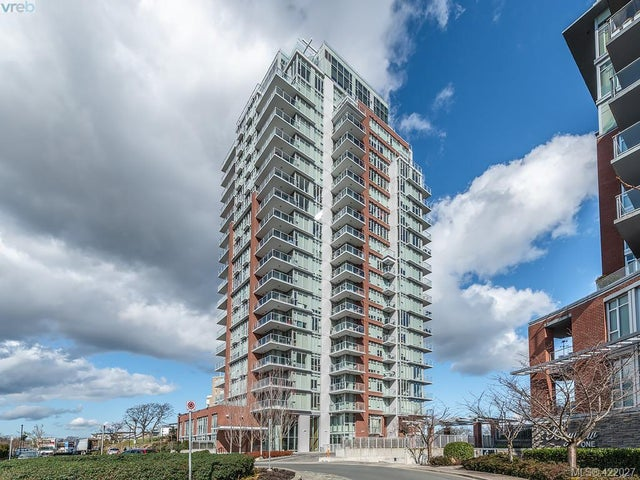 604 83 Saghalie Rd - VW Songhees Condo Apartment for sale, 1 Bedroom (422027) #1