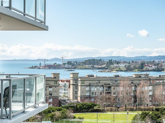 604 83 Saghalie Rd - VW Songhees Condo Apartment for sale, 1 Bedroom (422027) #20