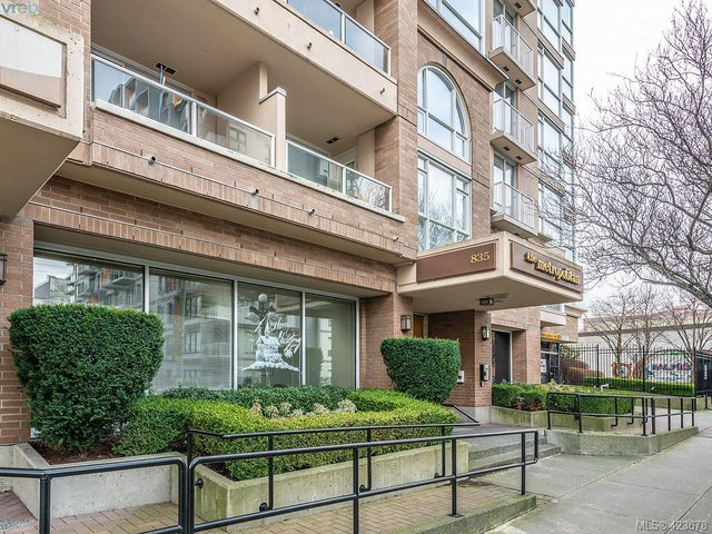 1008 835 View St - Vi Downtown Condo Apartment for sale, 1 Bedroom (423678) #19