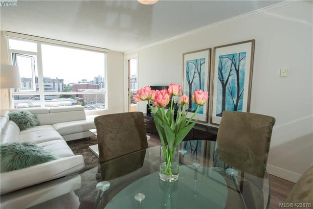 1008 835 View St - Vi Downtown Condo Apartment for sale, 1 Bedroom (423678) #1