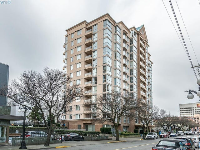 1008 835 View St - Vi Downtown Condo Apartment for sale, 1 Bedroom (423678) #21