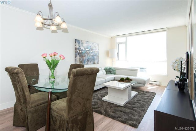 1008 835 View St - Vi Downtown Condo Apartment for sale, 1 Bedroom (423678) #2