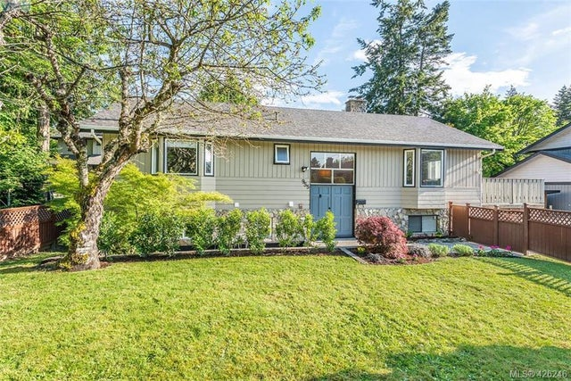 955 Sluggett Rd - CS Brentwood Bay Single Family Detached for sale, 4 Bedrooms (426246) #1