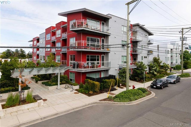 107 785 Tyee Rd - VW Victoria West Condo Apartment for sale, 1 Bedroom (427288) #1