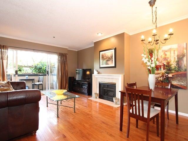 105 - 1963 West 3rd Avenue, Vancouver West, Kitsilano - Kitsilano Apartment/Condo for sale, 1 Bedroom (V868400) #1