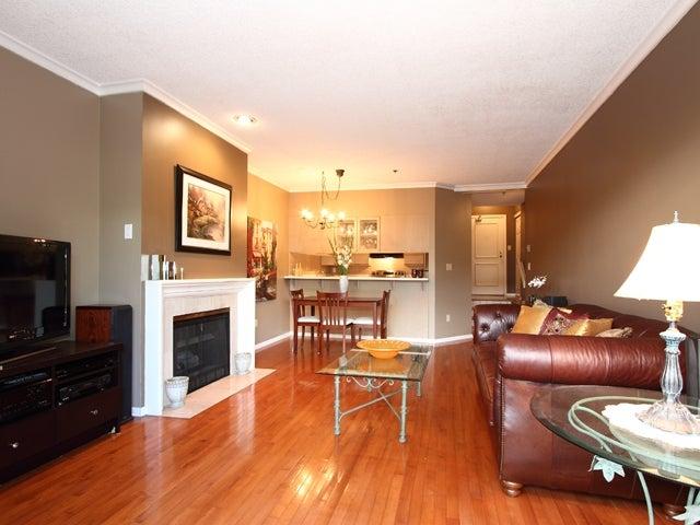 105 - 1963 West 3rd Avenue, Vancouver West, Kitsilano - Kitsilano Apartment/Condo for sale, 1 Bedroom (V868400) #2