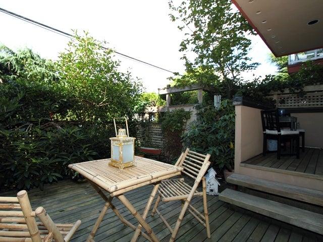 105 - 1963 West 3rd Avenue, Vancouver West, Kitsilano - Kitsilano Apartment/Condo for sale, 1 Bedroom (V868400) #8