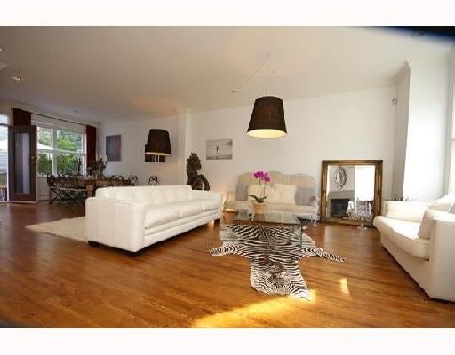 1920 Cypress Street, Vancouver West, Kitsilano - Kitsilano Townhouse for sale, 3 Bedrooms  #3