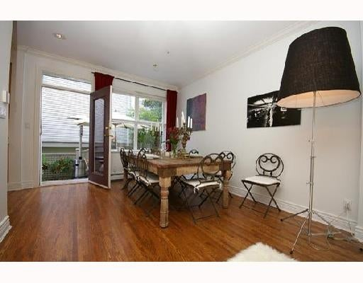 1920 Cypress Street, Vancouver West, Kitsilano - Kitsilano Townhouse for sale, 3 Bedrooms  #4