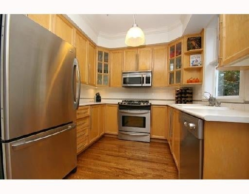 1920 Cypress Street, Vancouver West, Kitsilano - Kitsilano Townhouse for sale, 3 Bedrooms  #5