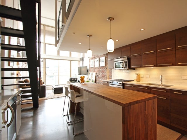 511-1529 West 6th Ave - South Granville Apartment/Condo for sale, 1 Bedroom (V872326) #3