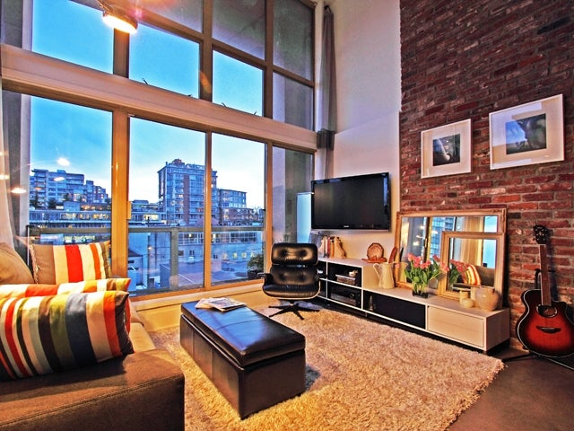 511-1529 West 6th Ave - South Granville Apartment/Condo for sale, 1 Bedroom (V872326) #1