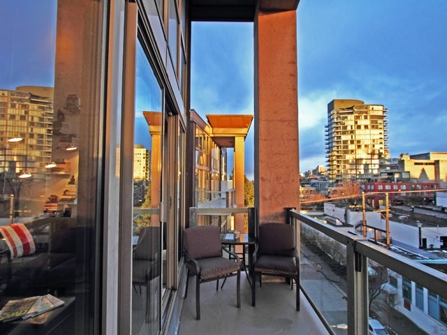 511-1529 West 6th Ave - South Granville Apartment/Condo for sale, 1 Bedroom (V872326) #6