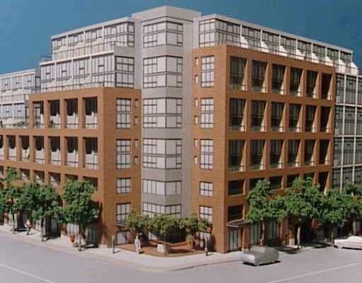 406 - 289 Alexander Street, Vancouver East, Gastown - Poplar Apartment/Condo for sale, 1 Bedroom  #1