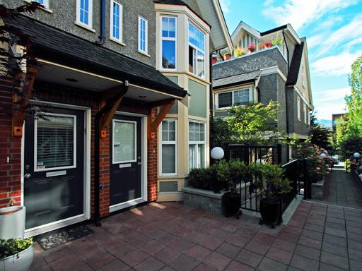 2 - 1638 East Georgia Street, Vancouver East, Commercial Drive Area - Hastings Apartment/Condo for sale, 3 Bedrooms (v838102) #11