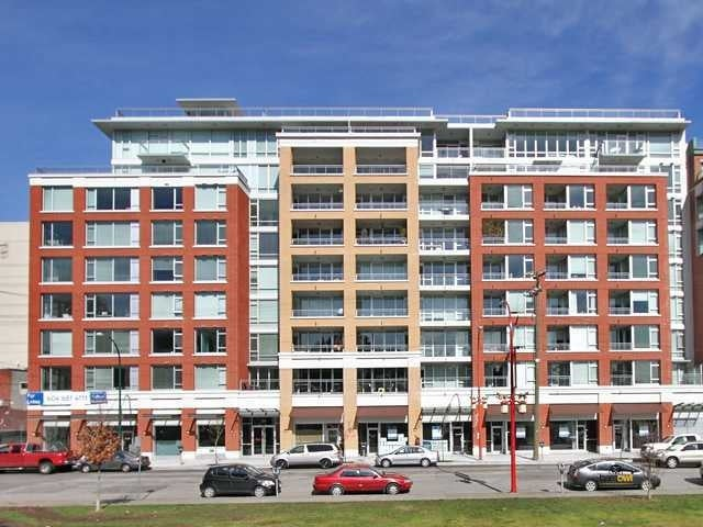 406 - 221 Union Street, Vancouver, BC - Mount Pleasant VE Apartment/Condo for sale, 1 Bedroom (V880272) #1