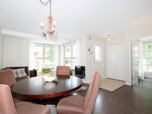 717 - East 20th Avenue Vancouver - Fraser VE Townhouse for sale, 2 Bedrooms (V1009388) #9