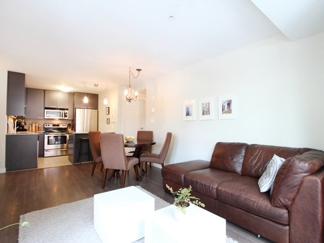 717 - East 20th Avenue Vancouver - Fraser VE Townhouse for sale, 2 Bedrooms (V1009388) #8
