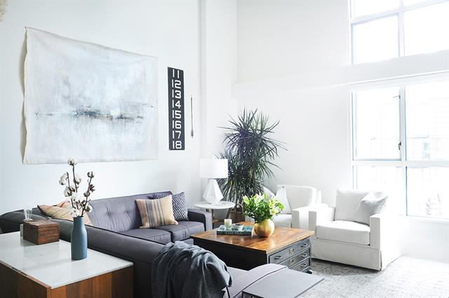 301 - 1238 Seymour Street, Vancouver - Downtown VW LOFTS for sale, 2 Bedrooms (R2168508) #2